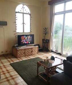 Spacious Seaview Apartment - Apartament