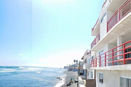 K38 Oceanfront DRAGON CASTLE- Villa - Rosarito