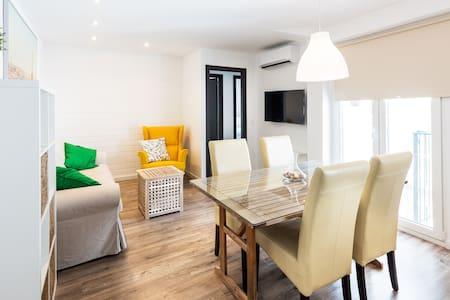 Cuarto con cama desplegable de IKEA. ¡NUEVO TODO! - 아파트