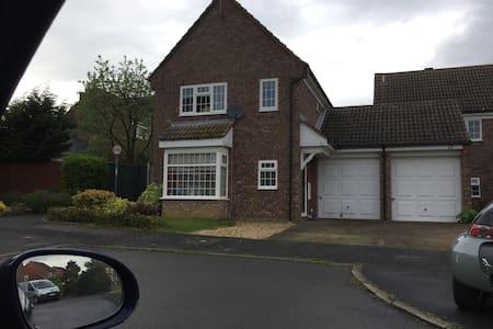 House in Greens Norton - Near Silverstone Circuit - Greens Norton - Huis