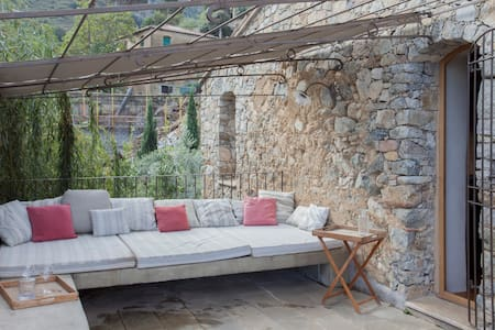 OLD MILL RESTAURED IN CORSICA - House