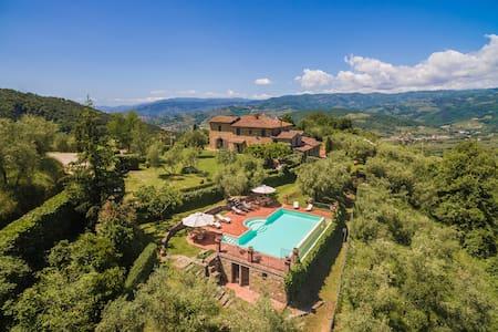 Villa Roncovisi - Monsummano Terme - Villa