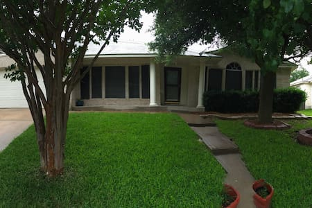 2 Bedrooms with a Shared Bathroom - Round Rock