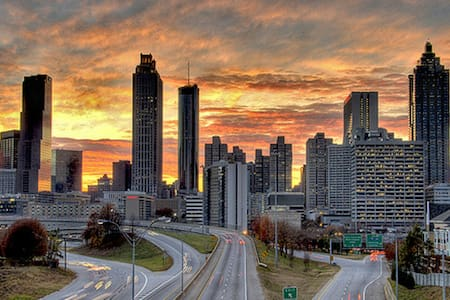 Luxury Midtown Atlanta w/ Parking - Appartamento