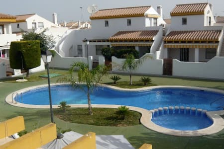 Modernized fun family villa with pool - Torre de la Horadada - Villa