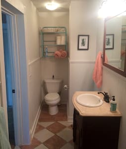 Historic bohemian bedroom suite - Gainesville - House