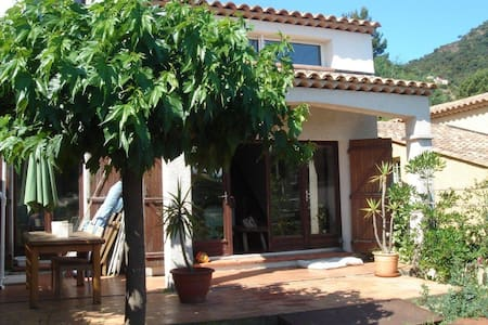 Guesthouse chez Brigitte - Cavalaire-sur-Mer - Maison