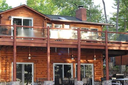 Log Cabin on Higgins Lake - Sommerhus/hytte