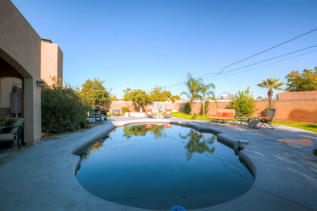 4BR Scottsdale A+ location! Pool!
