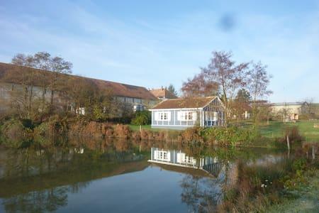 la petite maison au bord de l'eau - Altkirch - Huis