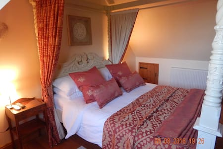 Walk Farm Hideaway Retreat, Upton, Lincolnshire - Tüm Kat