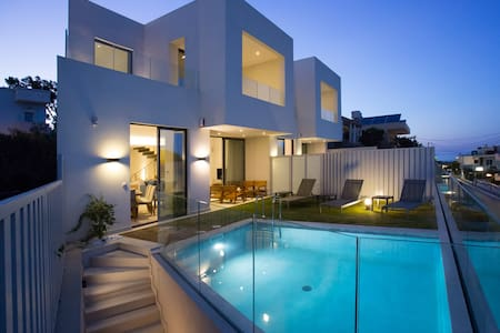 New VILLA S by S&K VILLAS - Chania - Villa