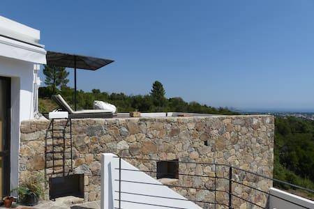 Villa 130m2 / 2 chambres vue imprenable sur la mer - Villa