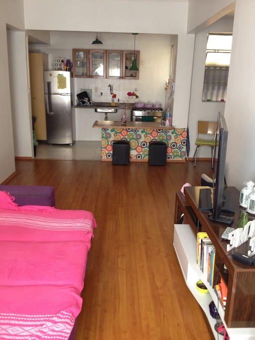 Apartamento lindo higienópolis