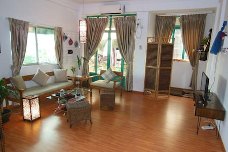 Beautiful Room near Kandawgyi Lake - Yangon - Apartment