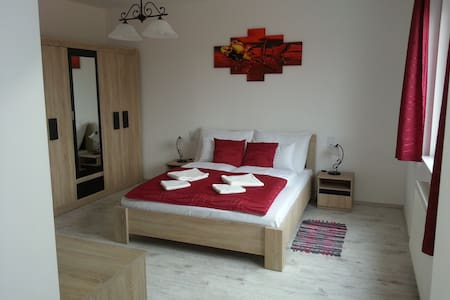 Downtown Apartman Red Miskolc - Apartment