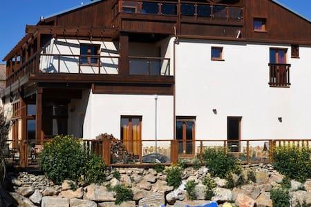 La Choza de Trasmulas, ecológica y natural - Trasmulas - Casa