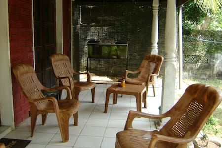 Dammika Home - Colombo - Bungalow
