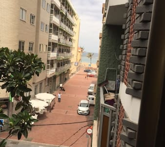 Small studio for two, one block from Las Canteras - Las Palmas da Gran Canária - Apartamento
