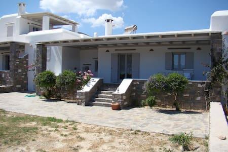 116m² villa Achilleas in Dryos, Paros island - Daire