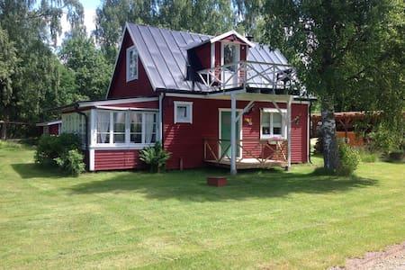 Ferienhaus in Südschweden - Haus