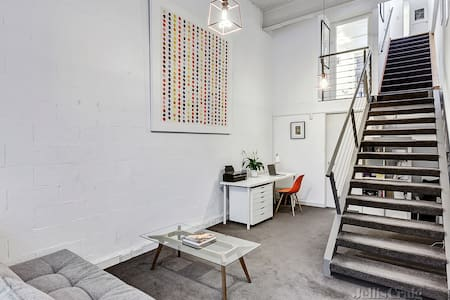 Cosy Warehouse Converted Townhouse - Richmond