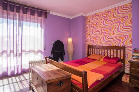 Room with relaxing view - Setúbal Municipality - Bed & Breakfast