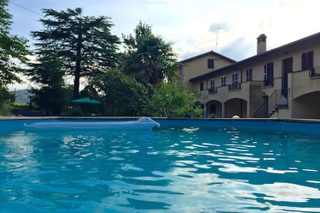 L'Oasi di Orvieto B&B stanza Black - Orvieto Scalo - Bed & Breakfast