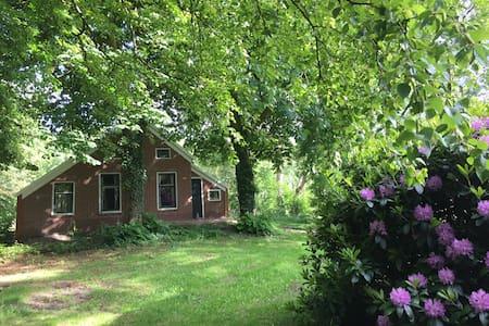 Vakantieboerderij in Groningen - Kisház