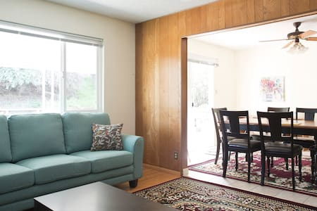 Private and Quiet Room In New Home- - Ev