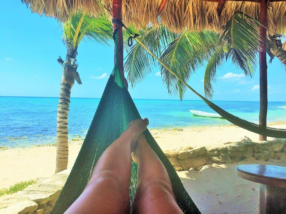 Your hammock awaits you