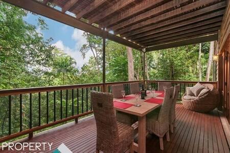 Holistic Health Hive Jungle Home - Kookaburra Room - Smithfield - House
