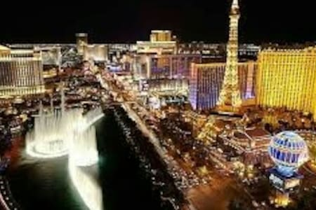 S. Shared,near strip,vip tips. - Las Vegas - Maison