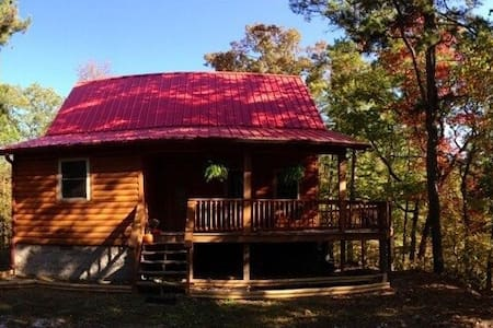 Lake Ouachita Surfing Goat Cabin - Mount Ida - Cabin
