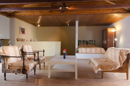 Airy, comfortable loft with two huge balconies - Loft-asunto