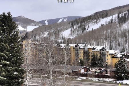 """Sandstone """"Hotel room"""" style 1BR/BA - Vail - Apartment"""