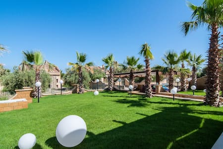** SEVEN BAY EMIRS**Exclusive luxurius house - Mazzaforno - Vila