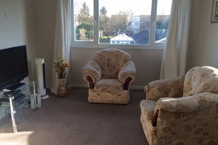 Cosy Spacious Flat, Superfast Wifi, Virgin Med TV. - Stevenage - Pis