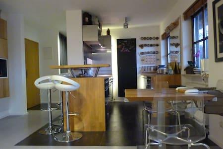 Top Duplex Flat in  South Munich - Oberhaching - Apartament