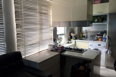 Comfy studio, fully equipped, separated bedroom - Hongkong - Wohnung