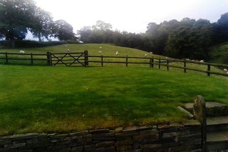 Charming stone farmhouse - Casa