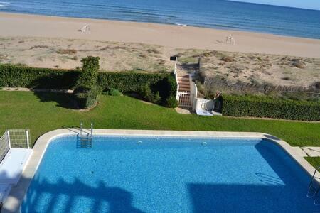 Ático 1ª linea playa Xeraco - Apartment