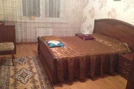 Yubileinyi Aparts (2 Bedrooms) (Moscow obl) - Korolev - Byt
