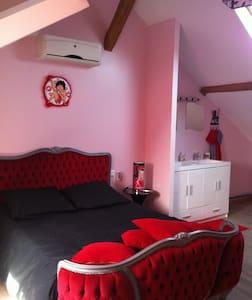 le petit manoir chambres d'hôtes betty - Farceaux - Pension