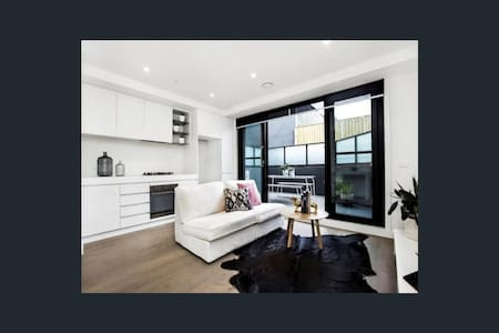 Arguably Melbourne's best location - Wohnung
