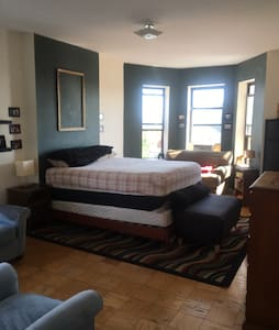 5 minutes to Times Square - Weehawken - Appartement