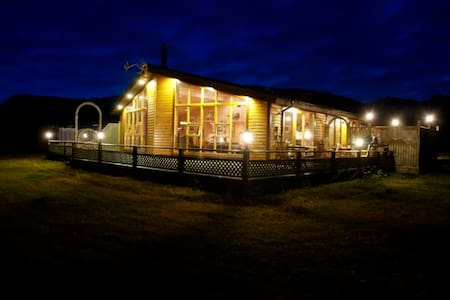 Luxury Eyjar Lodge, - Villa
