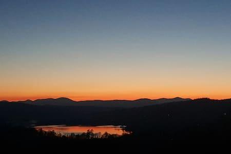 CreagMhòr Glen Urquhart Loch Ness - Drumnadrochit