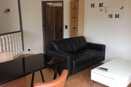 F4 tout confort 76m2 balcon 25m2 - Apartment