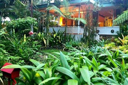 Studio46: clean green garden escape - Edge Hill